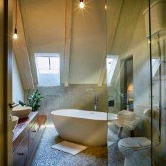 Отель ApartmÁny Vinice Salabka Прага ванная