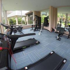 Отель Chivatara Resort & Spa Bang Tao Beach фитнесс-зал фото 2