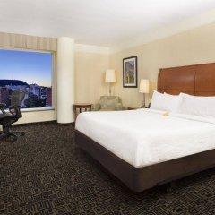 Отель Hilton Garden Inn Montreal Centre-Ville Канада, Монреаль - отзывы, цены и фото номеров - забронировать отель Hilton Garden Inn Montreal Centre-Ville онлайн комната для гостей фото 4