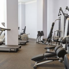 SK Royal Отель Тула фитнесс-зал