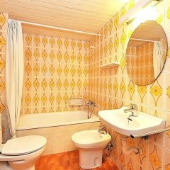 Отель Doble - 4CD A100 Испания, Льорет-де-Мар - отзывы, цены и фото номеров - забронировать отель Doble - 4CD A100 онлайн ванная фото 2