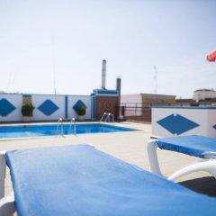 Отель Port Fleming Испания, Бенидорм - 2 отзыва об отеле, цены и фото номеров - забронировать отель Port Fleming онлайн бассейн фото 3