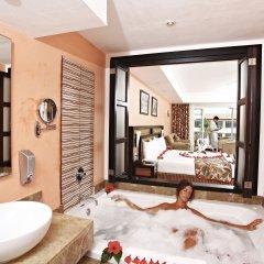 Отель Sandos Playacar Select Club - Только для взрослых, Все включено Плая-дель-Кармен ванная