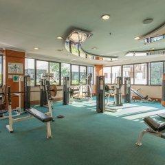 Отель Ming Wah International Convention Centre Шэньчжэнь фитнесс-зал фото 2
