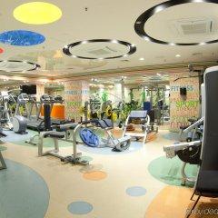 Отель Crowne Plaza St.Petersburg-Ligovsky (Краун Плаза Санкт-Петербург Лиговский) фитнесс-зал