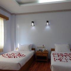 Golden Lotus Inle Hotel комната для гостей