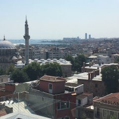 Laleli Gonen Hotel балкон