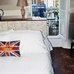 Отель Kings Boutique Hotel Великобритания, Лондон - отзывы, цены и фото номеров - забронировать отель Kings Boutique Hotel онлайн балкон