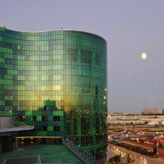 Отель Hilton Capital Grand Abu Dhabi балкон