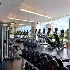 Отель Millennium Hilton Bangkok фитнесс-зал