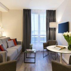 Отель Citadines Montmartre Paris комната для гостей фото 4