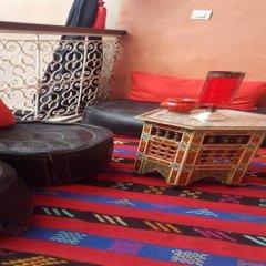 Отель Maison Aicha Марокко, Марракеш - отзывы, цены и фото номеров - забронировать отель Maison Aicha онлайн балкон