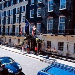 Отель Hilton Green Park Лондон парковка