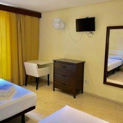 Отель Hostal Arriaza Мадрид удобства в номере