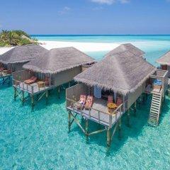 Отель Meeru Island Resort & Spa Мальдивы, Остров Фуранафуши - 10 отзывов об отеле, цены и фото номеров - забронировать отель Meeru Island Resort & Spa онлайн пляж