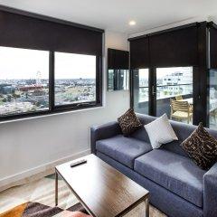Апартаменты Spencer Street Apartments комната для гостей фото 3