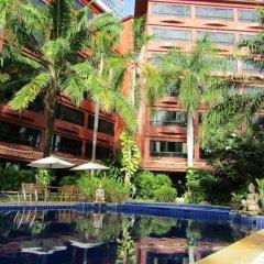 Отель Nova Park Таиланд, Паттайя - 1 отзыв об отеле, цены и фото номеров - забронировать отель Nova Park онлайн бассейн фото 3