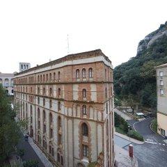 Отель Apartamentos Montserrat Abat Marcet Монистроль-де-Монтсеррат комната для гостей фото 3