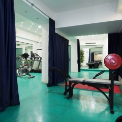 Hotel Mec фитнесс-зал фото 2