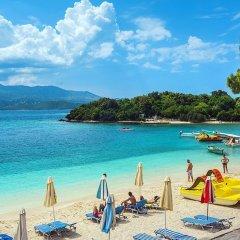 Hotel Vila Vista Mare пляж фото 2