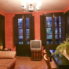 Отель Rurales el Requexu спа