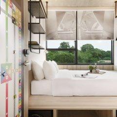 Отель lyf Funan Singapore by Ascott Сингапур комната для гостей фото 4
