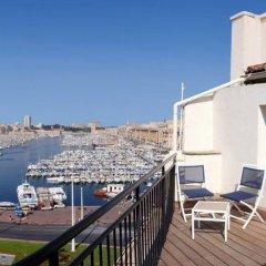 Отель Newhotel Vieux-Port балкон