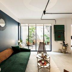 Отель Cozy & Hip Roma Apt With 2 Private Terraces! Мехико фото 31