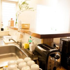 Отель K's House Tokyo Токио питание