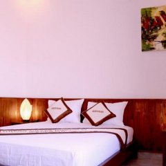 Отель Green Grass Homestay комната для гостей фото 2
