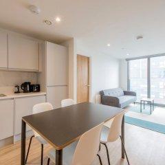 Апартаменты Modern 2 Bedroom Apartment in Northern Quarter в номере