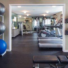 Отель Avalon Hotel Beverly Hills США, Беверли Хиллс - отзывы, цены и фото номеров - забронировать отель Avalon Hotel Beverly Hills онлайн фитнесс-зал фото 4