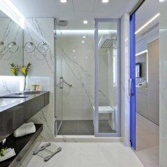 Отель Neptune Hotels Resort and Spa Греция, Калимнос - отзывы, цены и фото номеров - забронировать отель Neptune Hotels Resort and Spa онлайн ванная