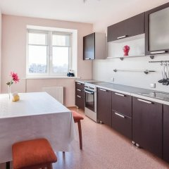 Апартаменты Apartment on Yuriya Gagarina 14 в номере фото 2