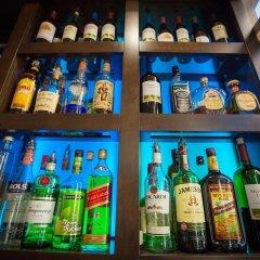Отель Hilton Garden Inn Los Angeles Montebello Монтебелло гостиничный бар