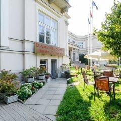 Отель Ujazdowski Park Sunny Apartment Польша, Варшава - отзывы, цены и фото номеров - забронировать отель Ujazdowski Park Sunny Apartment онлайн фото 3
