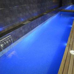 Отель Apartamentos Spa Cantabria Infinita бассейн