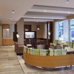 Отель TownePlace Suites by Marriott New York Manhattan/ интерьер отеля