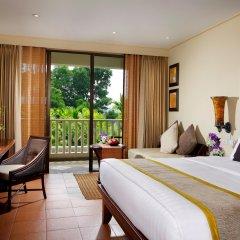 Отель Movenpick Resort & Spa Karon Beach Phuket 5* Улучшенный номер с различными типами кроватей
