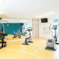 Отель Novotel Antwerpen фитнесс-зал фото 2