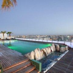 Отель Hilton Garden Inn Lecce Италия, Лечче - 1 отзыв об отеле, цены и фото номеров - забронировать отель Hilton Garden Inn Lecce онлайн бассейн фото 3