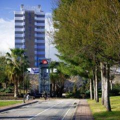 Expo Hotel парковка