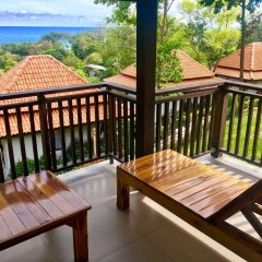 Отель Kantiang View Resort Ланта балкон