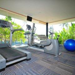Отель Mercure Koh Samui Beach Resort Таиланд, Самуи - 3 отзыва об отеле, цены и фото номеров - забронировать отель Mercure Koh Samui Beach Resort онлайн фитнесс-зал фото 3