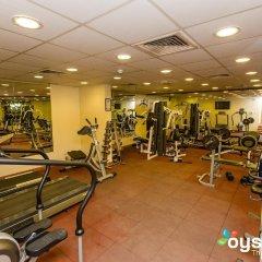 Отель Rolla Residence ОАЭ, Дубай - отзывы, цены и фото номеров - забронировать отель Rolla Residence онлайн фитнесс-зал фото 2
