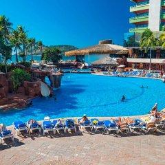 El Cid El Moro Beach Hotel бассейн фото 2