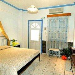 Отель Blue Sky Hotel Греция, Остров Санторини - отзывы, цены и фото номеров - забронировать отель Blue Sky Hotel онлайн комната для гостей фото 4