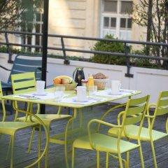 Отель Collège Hôtel Франция, Лион - отзывы, цены и фото номеров - забронировать отель Collège Hôtel онлайн питание фото 3
