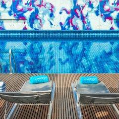 Отель Le Meridien Bangkok бассейн фото 2