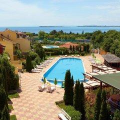 Hotel Yalta Свети Влас бассейн фото 2